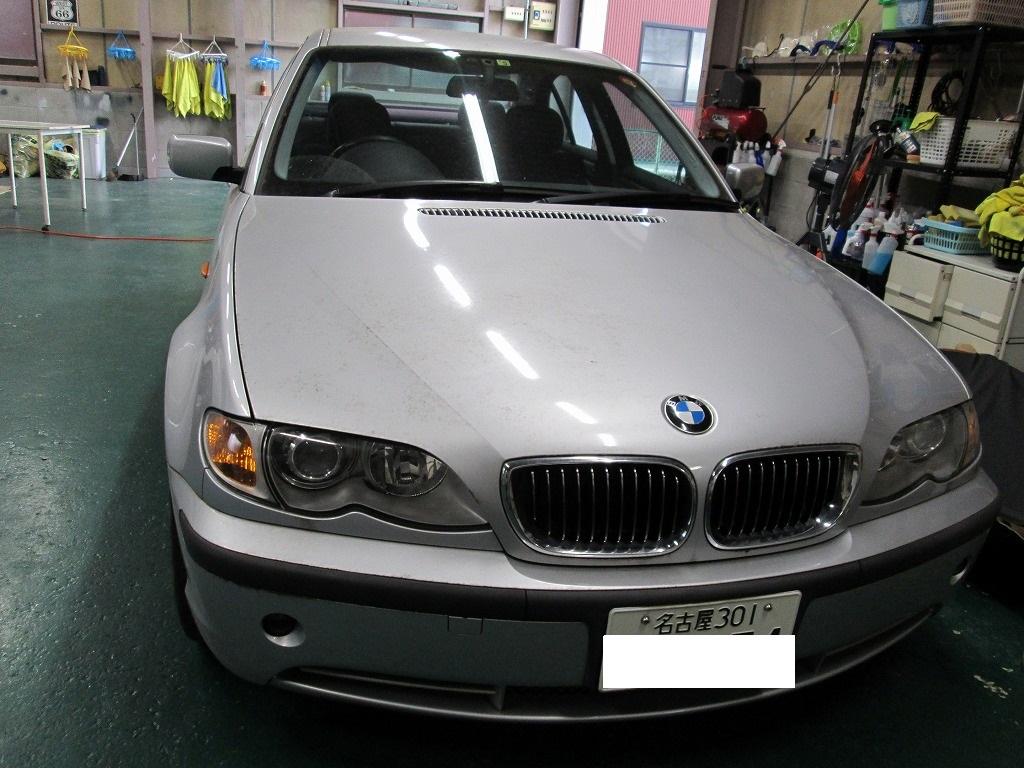 BMW・3シリーズ
